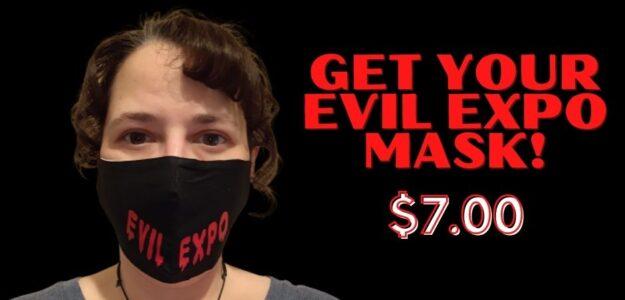 Evil Expo Masks